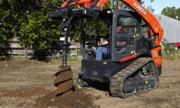 Kubota by Land Pride Grapple and Pushing Implements » Quad