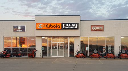 Contact Us At Pillar Equipment » Quad Cities Region, Illinois