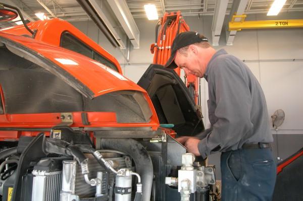 Kubota Tractor Repair, Zero Turn Mower Service » Quad Cities Region